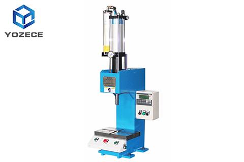 C type pressurized cylinder press