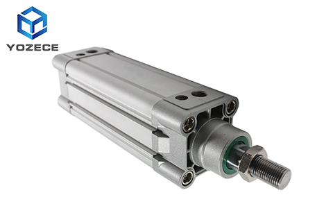 Iso Cylinders Small Aluminum Air Cylinder