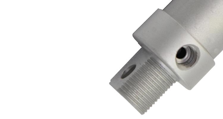 Air Compressor Pneumatic Aluminum Alloy Mini Cylinder