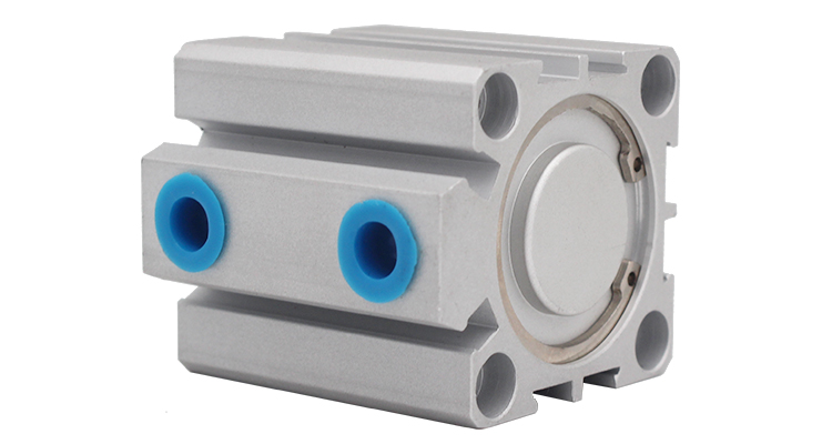 Air Compressed Type Pneumatic Catalog Compact Cylinder