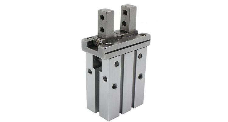 Angular Type Standard Air Gripper Cylinder